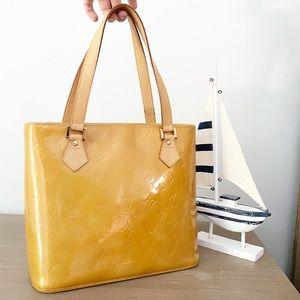 ❤️BRAND NEW❤️Auth Louis Vuitton Vernis Houston Bag